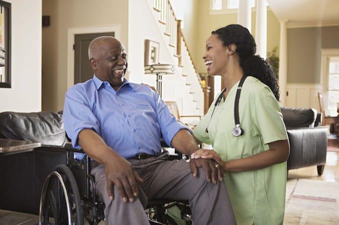 senior care manassas