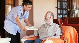 Senior Care after a Heart Attack